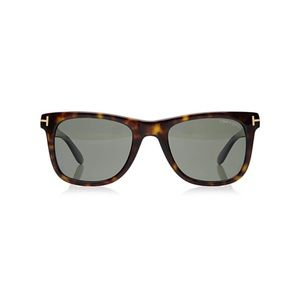 TOM FORD • LEO SQUARE POLARIZED SUNGLASSES